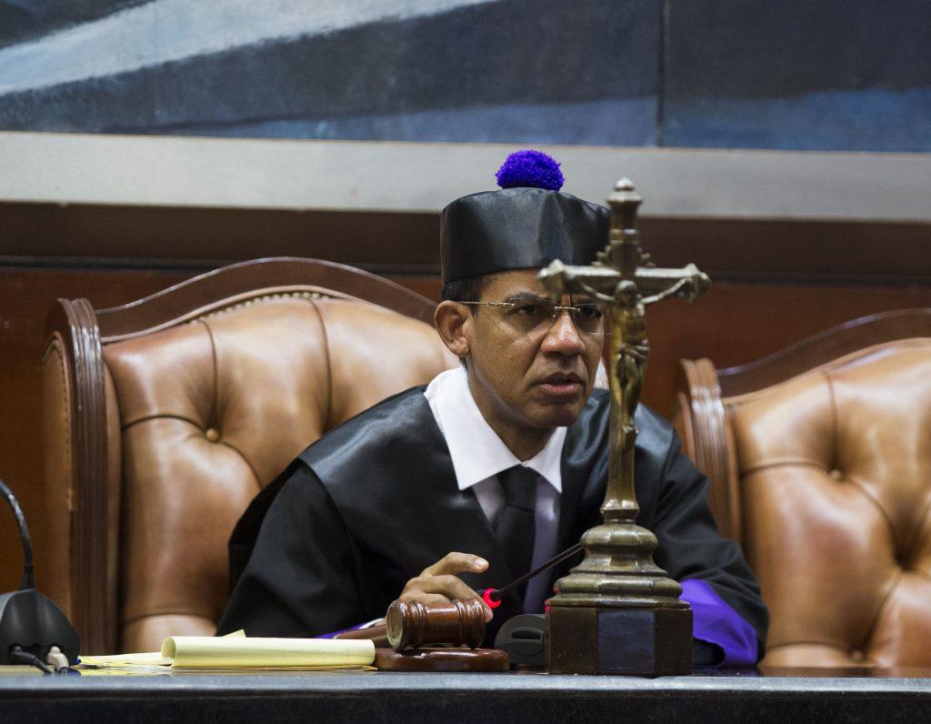 Juez Ortega Polanco
