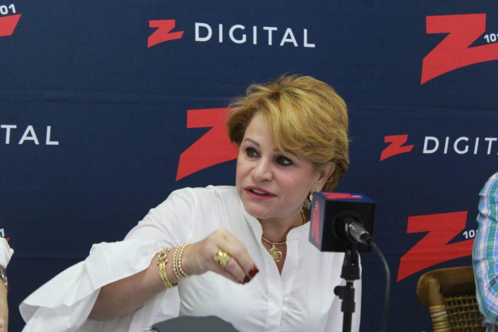 Lucía Medina: hay que revisar transitorio en la Constitución ...