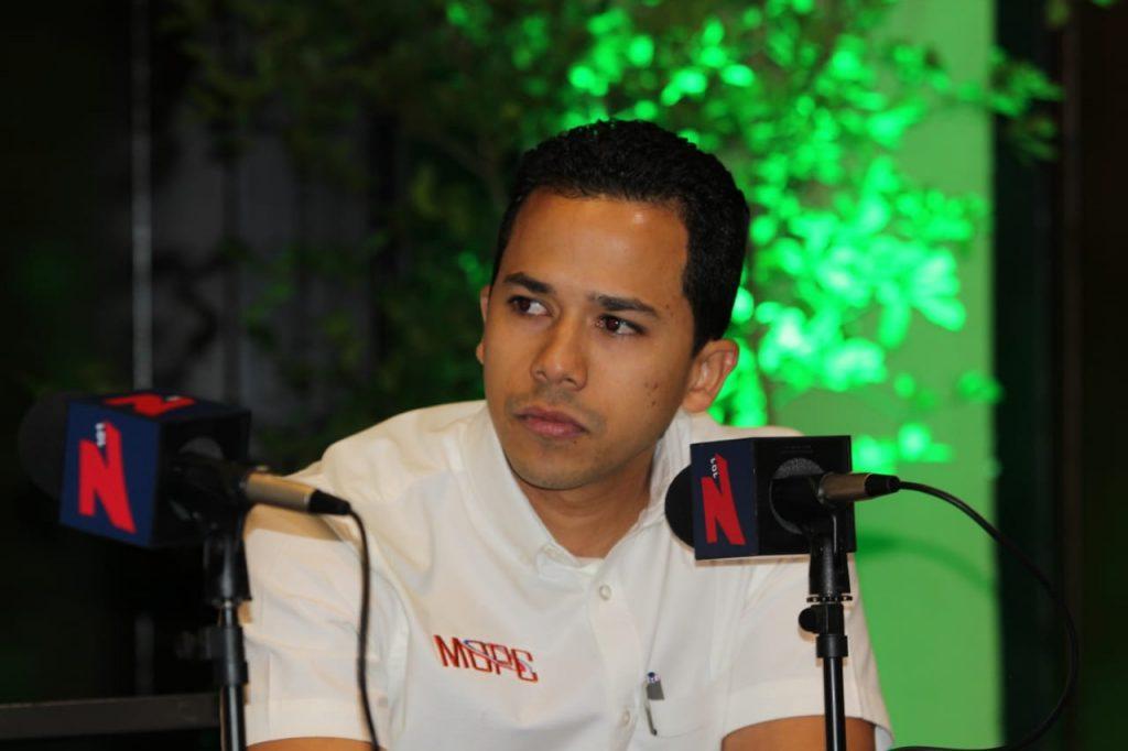 Director de Operaciones de RD Vial, ingeniero Bryan Wong | Foto: Kelvin De La Cruz