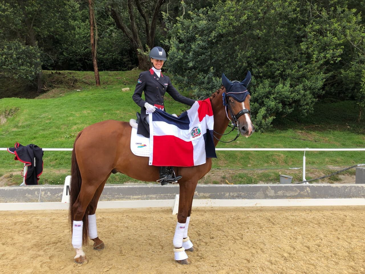 Yvonne Losos clasifica a Juegos Olímpicos de Tokio en deportes ecuestres -  Z 101 Digital