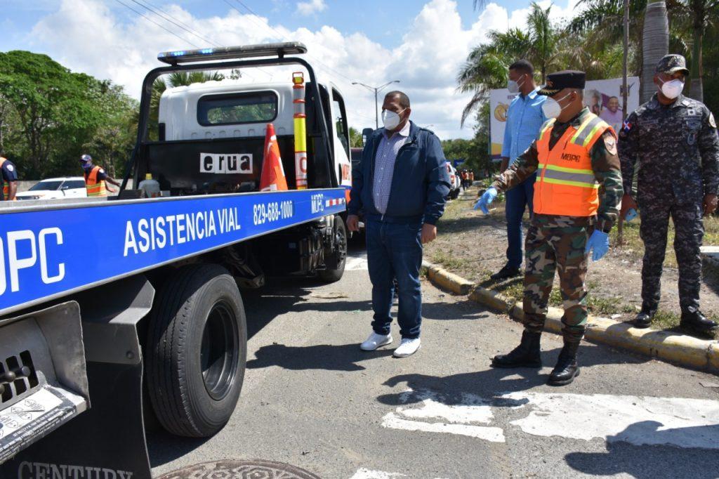 Obras Públicas pone en funcionamiento dos corredores de Asistencia ...