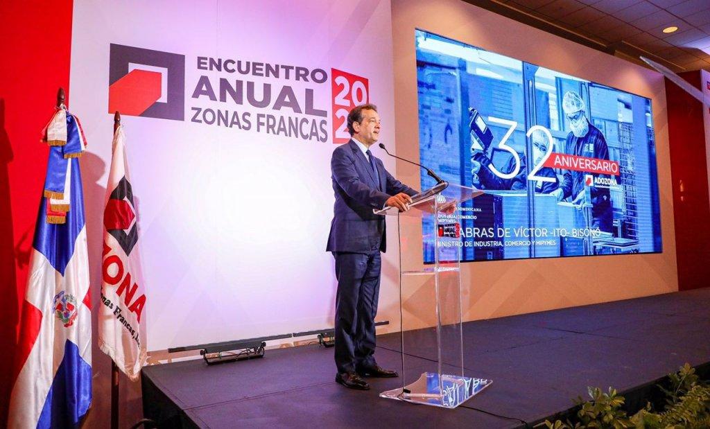 Presentan plan de relanzamiento de zonas francas para convertir a RD en Hub  Industrial en el Caribe - Z 101 Digital